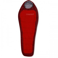 Спальный мешок Trimm Lite IMPACT, красный, 185 R